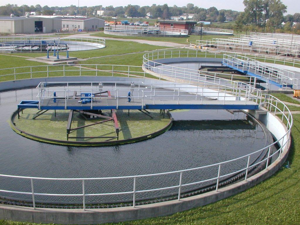 Bể xử lý nước