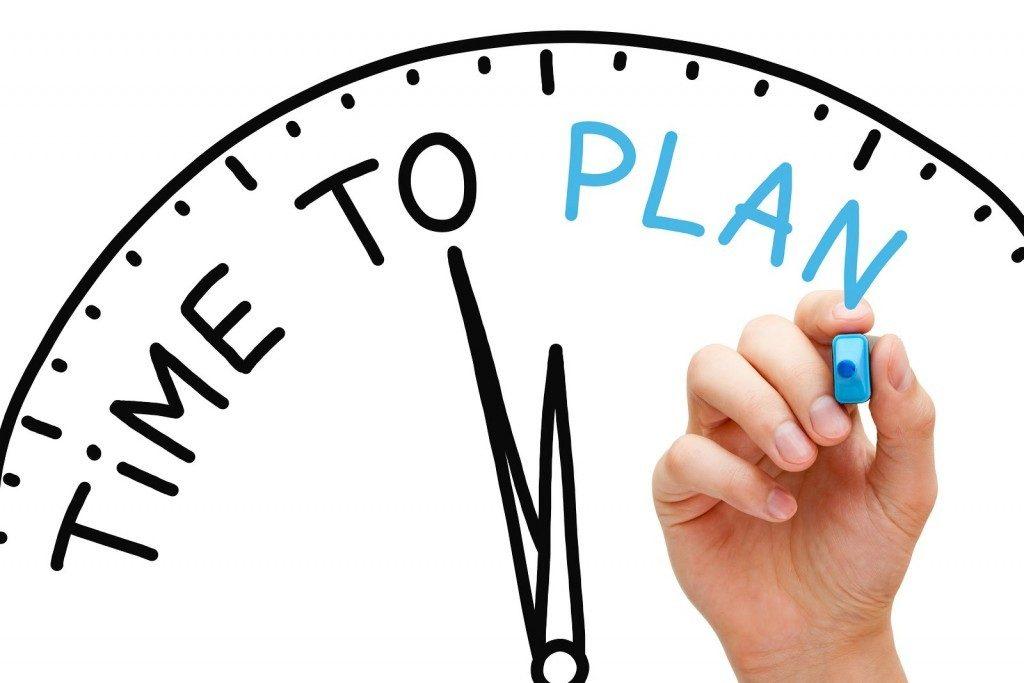5 thói quen cần cho kỹ năng quản lý thời gian