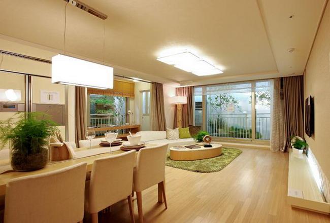 Căn hộ chung cư cao cấp dự án Ruby Tower Vũng Tàu (minh họa)