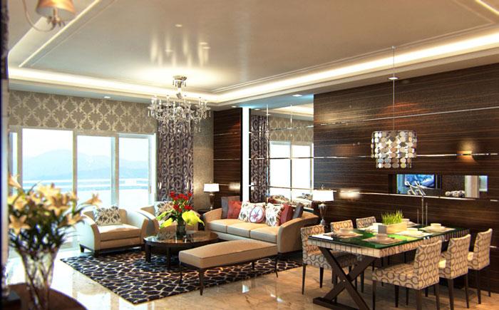 Căn hộ chung cư cao cấp dự án Ruby Tower Vũng Tàu