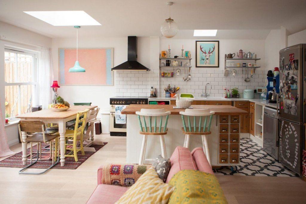 Khám phá 5 xu hướng thiết kế căn hộ năm 2018