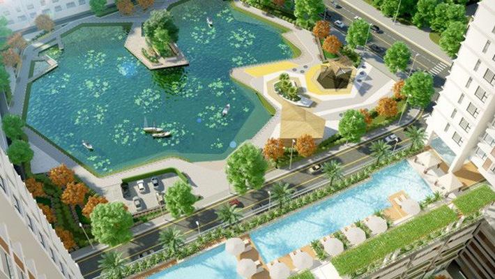 Hưng Lộc Phát đầu tư hàng nghìn tỷ đồng vào tiện ích, cảnh quan phục vụ cư dân.
