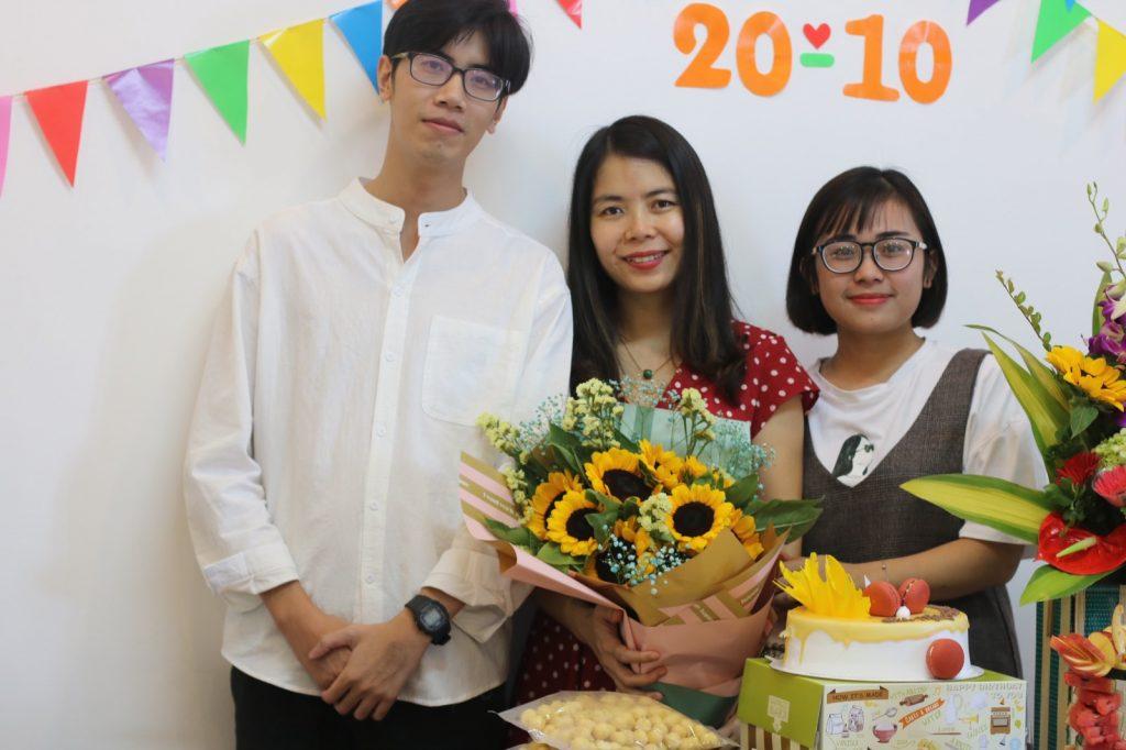 HVT Group chúc mừng sinh nhật CBNV tháng 10/2019