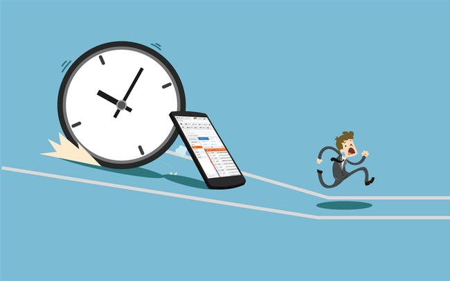 """Giảm 50% thời gian hoàn thành công việc chỉ bằng một quy luật đơn giản: Càng sớm thực hiện, càng nhanh thoát cảnh """"ngụp lặn"""" trong deadline"""