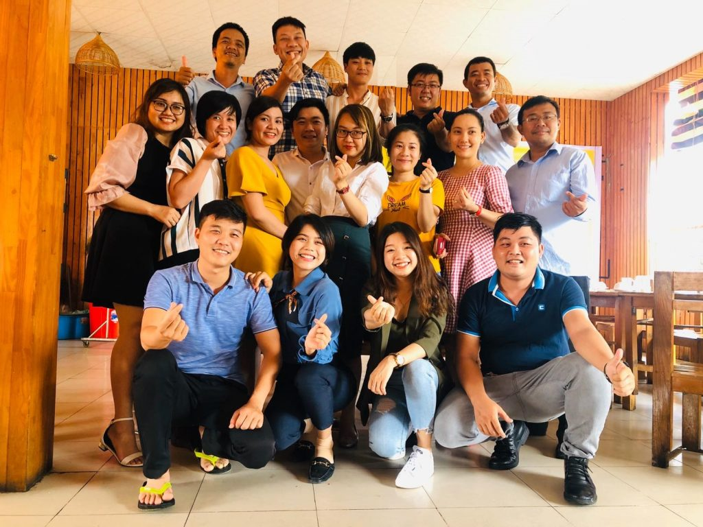 HVT Group chúc mừng sinh nhật CBNV tháng 12/2019